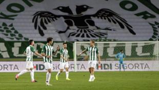 ÖZET | Konyaspor-Fenerbahçe maç sonucu: 1-0 (Süper Lig puan durumu)