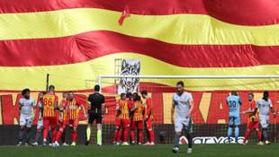 ÖZET | Kayserispor 2-1 BtcTurk Yeni Malatyaspor (Süper Lig)