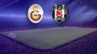 SON DAKİKA | Galatasaray-Beşiktaş derbisinin 11'leri belli oldu