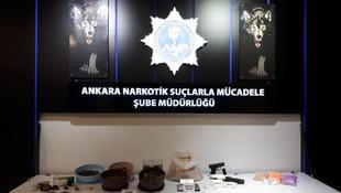 Ankara'da zehir tacirlerine operasyon: 31 kişi tutuklandı