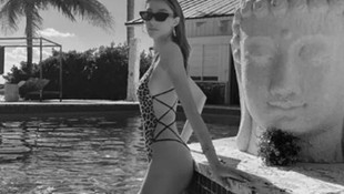 Şevval Şahin'den Miami pozları sosyal medyayı salladı