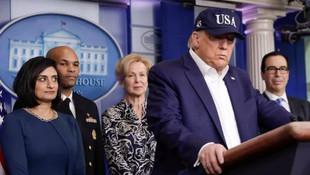 Çin'den Trump'ın ''Çin virüsü'' sözüne sert yanıt