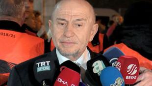 Türkiye Futbol Federasyonu Başkanı Nihat Özdemir açıkladı! Ligler ertelenecek mi?