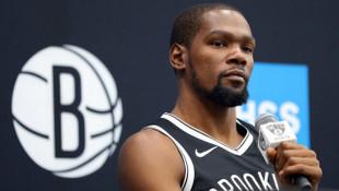 NBA yıldızı Kevin Durant koronavirüse yakalandı