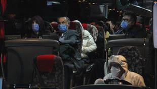 Avrupa'daki Türkleri tahliye operasyonu tamamlandı