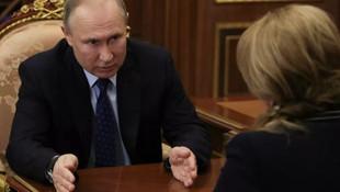 Putin koronavirüs testi yaptırdı mı ?