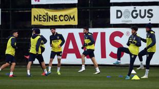 Fenerbahçe, Hes Kablo Kayserispor'a hazırlanıyor