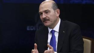 İçişleri Bakanı Süleyman Soylu'dan ''sokağa çıkma yasağı'' açıklaması