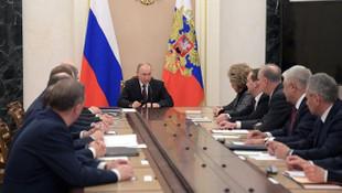 Putin: ''Kimseyle savaşa girme niyetimiz yok''