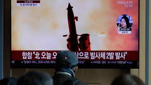Kuzey Kore, yeni füze denedi