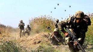 PKK/YPG'li 32 terörist öldürüldü