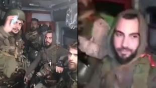 Rejim askerleri hedef olmamak için ambulansları kalkan yaptı