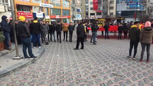Provokatörler iş başında! Ankara'da Suriyeli sandıkları 2 Türk'ü dövdüler!