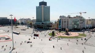 İBB'nin Taksim Meydanı tasarım yarışması başladı