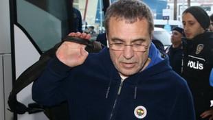 Fenerbahçe kafilesi Trabzon'da