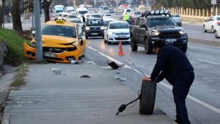 İstanbul'da zincirleme kaza; yaralılar var!