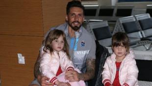 Trabzonspor'da Kilit pas ustası Jose Sosa