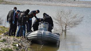 Manisa'da bir barajda daha insan bedenine ait parçalar bulundu