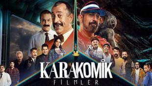 Cem Yılmaz'ın Karakomik Filmler Netflix'te