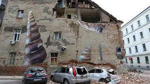 Hırvatistan'da 6 büyüklüğünde deprem !