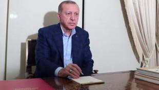 Cumhurbaşkanı Erdoğan'dan vatandaşlara sesli mesaj