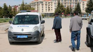 Karantina kurallarına uymayan çifte 6 bin 300 lira ceza !