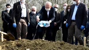 Kılıçdaroğlu'ndan kardeşi Fikriye Dalgıç'a son görev