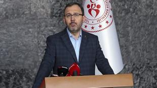 Bakan Kasapoğlu: 11 bin 269 vatandaş 23 ilde karantinada