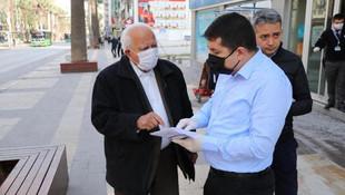 89 yaşındaki vatandaş: ''İsterseniz 5 bin TL ceza kesin gitmiyorum''