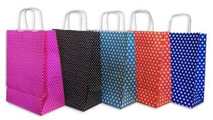 Şık ve Sağlıklı Kâğıt Çantalar
