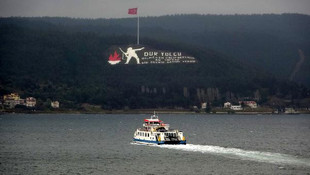 Gökçeada'ya feribot seferleri iptal edildi