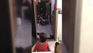 Doktor çiftin paylaştığı bu video herkesi ağlattı