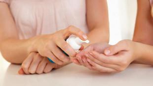 Bor katkılı el dezenfektanlarıyla ilgili flaş gelişme