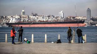 Üsküdar'da balık tutmak yasaklandı
