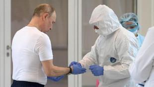 Putin'den orduya koronavirüsle mücadele talimatı