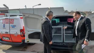 Ankara Büyükşehir hayvan nakil filosunu genişletiyor