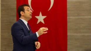 İmamoğlu'ndan ''Kanal İstanbul'' ihalelerine sert tepki
