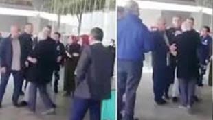 Yaşlı vatandaşa kötü davranan polis açığa alındı