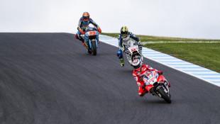MotoGP'de İspanya Grand Prix'si koronavirüs nedeniyle ertelendi