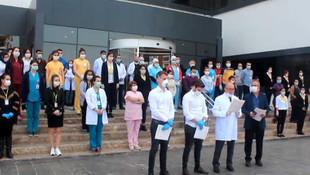 300 çalışanı bulunan hastane: Kapanmak üzereyiz