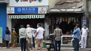 Hindistan'da 800 milyon kişi tehlikede