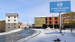 Türkiye'de bir ilk! Kendirli beldesi ve 4 köy karantinaya alındı