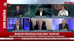 Erdoğan'ın sağlık danışmanı veterinerleri göreve çağırdı!