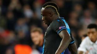 Club Brugge'den Diagne için çarpıcı açıklama