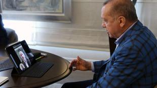 Erdoğan, yeni Ulaştırma Bakanı ile görüştü