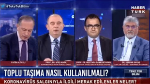 Prof. Dr. Kara'dan ''ölenlerin sayısı saklanıyor' iddialarına yanıt verdi