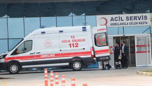Koronavirüs şüphelisi kadın hastaneden kaçtı