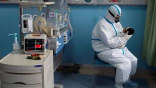 3 günlük bebekte koronavirüs tespit edildi