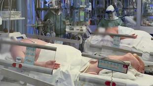 Çin'de iyileşen koronavirüs hastalarında hastalık yeniden görüldü!