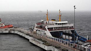 İstanbul Valisi açıkladı: İstanbul'da deniz ulaşımı durduruldu!